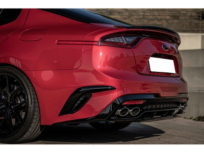 Kia Stinger GT Genesis Rear Bumper Extension