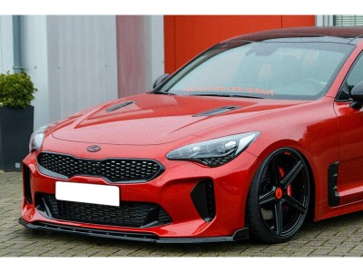 Kia Stinger GT Intenso Front Bumper Extension