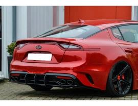 Kia Stinger GT Intenso Rear Bumper Extension