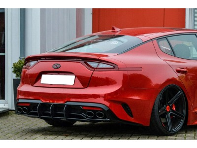Kia Stinger GT Intenso Rear Bumper Extension