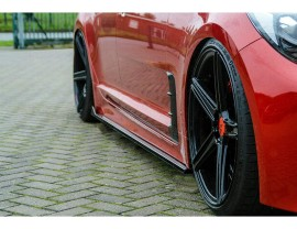 Kia Stinger GT Intenso Side Skirt Extensions