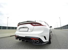 Kia Stinger GT MX Rear Bumper Extension