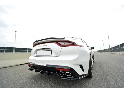 Kia Stinger GT MX Rear Bumper Extension