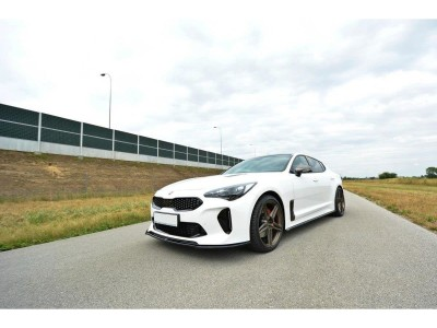 Kia Stinger GT MX Side Skirts