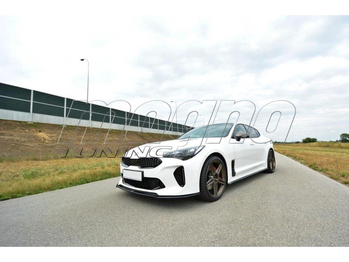 Kia Stinger GT MX2 Front Bumper Extension