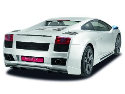 Lamborghini Gallardo Praguri Aventador-Look