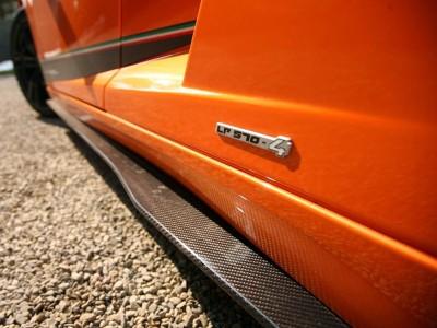 Lamborghini Gallardo Praguri Supreme Fibra De Carbon