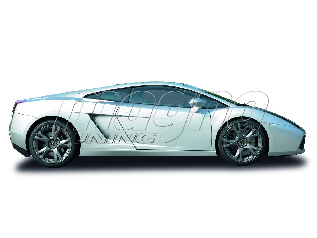 Lamborghini Gallardo Speed Body Kit