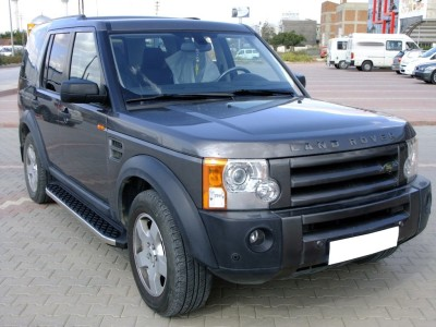 Land Rover Discovery 3 Helios Trittbretter