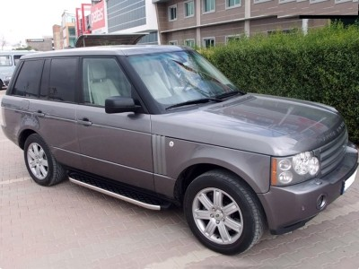 Land Rover Discovery 4 Helios Trittbretter