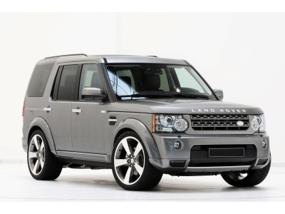 Land Rover Discovery 4 Stenos Front Bumper Extensions