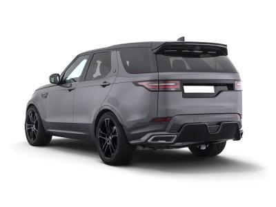 Land Rover Discovery 5 Bara Spate Stenos