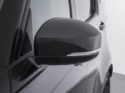 Land Rover Discovery 5 Capace Oglinzi Stenos Fibra De Carbon