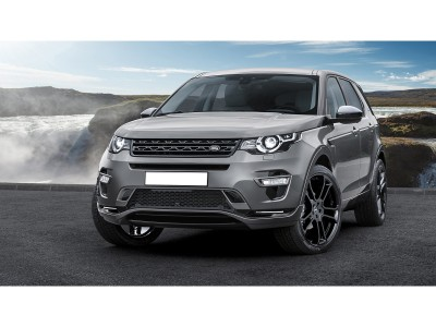 Land Rover Discovery Sport L550 Stenos Front Bumper Extension