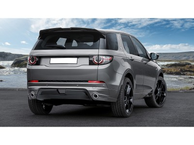 Land Rover Discovery Sport L550 Stenos Rear Bumper Extension