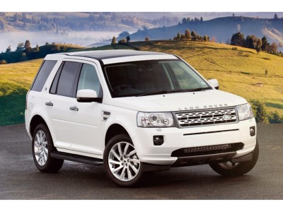 Land Rover Freelander 2 L359 Atos-B Running Boards