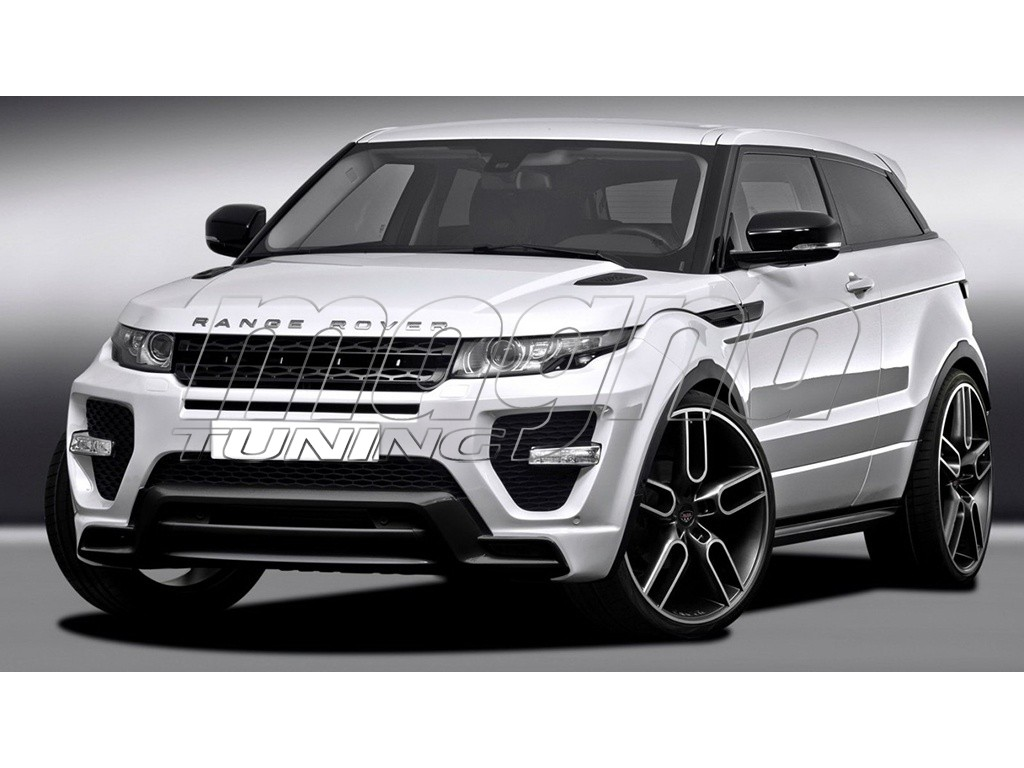 land rover range rover evoque c2 body kit. Black Bedroom Furniture Sets. Home Design Ideas