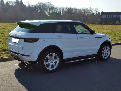 Land Rover Range Rover Evoque Helios Running Boards