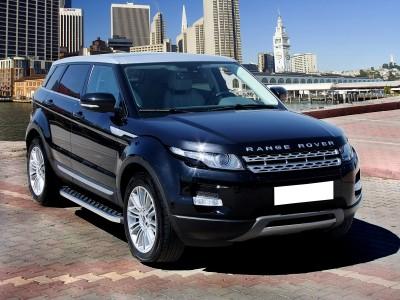Land Rover Range Rover Evoque Heron Oldalso Kuszobok
