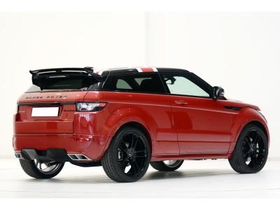 Land Rover Range Rover Evoque Stenos Rear Bumper