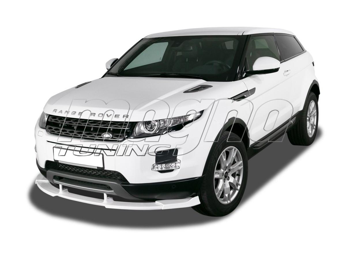 Land Rover Range Rover Evoque Verus-X Front Bumper Extension