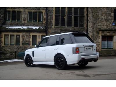 Land Rover Range Rover Exclusive Seitenschwellern