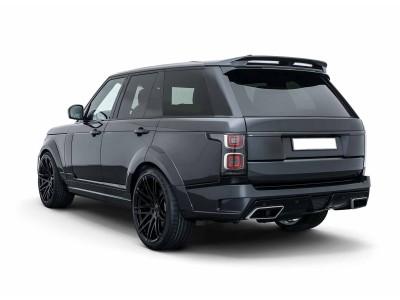 Land Rover Range Rover MK4 Stenos Heckstossstange