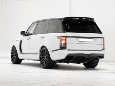 Land Rover Range Rover MK4 Stovax Heckstossstange