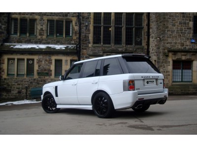 Land Rover Range Rover Praguri Exclusive