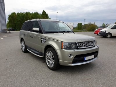 Land Rover Range Rover Sport Autobiography-Upgrade Body Kit