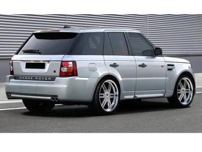 Land Rover Range Rover Sport Crusher Rear Bumper