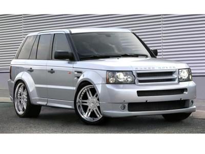 Land Rover Range Rover Sport Crusher/Venin Elso Sarvedo Toldatok