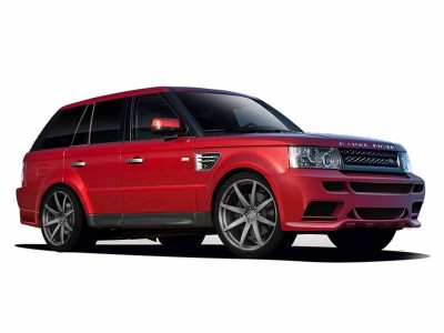 Land Rover Range Rover Sport Facelift Body Kit Evolva