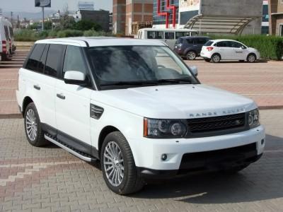 Land Rover Range Rover Sport Helios Oldalso Kuszobok