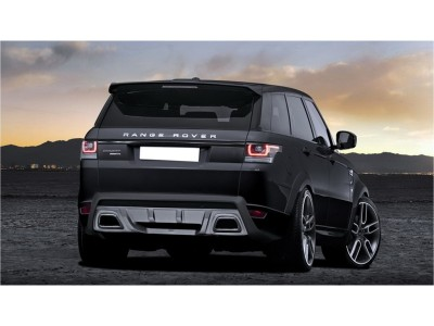 Land Rover Range Rover Sport MK2 C2 Rear Bumper Extension