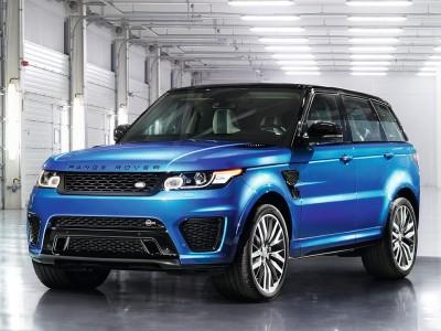 Land Rover Range Rover Sport MK2 SVR-Look Body Kit