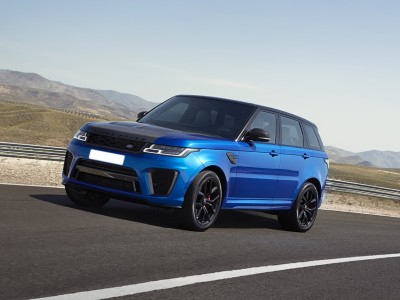 Land Rover Range Rover Sport MK2 SVR-Look Body Kit