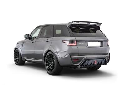 Land Rover Range Rover Sport MK2 Stenos Rear Bumper