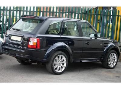 Land Rover Range Rover Sport Sonar Elso Sarvedo Toldatok