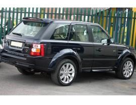 Land Rover Range Rover Sport Sonar Frontkotflugelnverbreiterungen