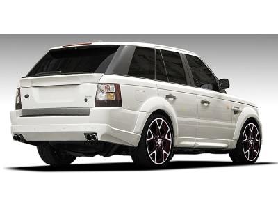 Land Rover Range Rover Sport Speed Hatso Szarny