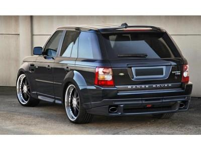 Land Rover Range Rover Sport Venin Rear Bumper Extension