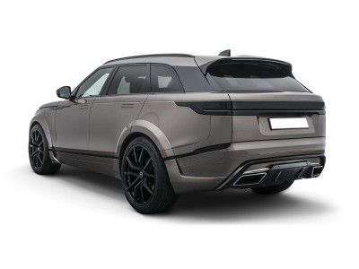 Land Rover Range Rover Velar Stenos Rear Bumper Extension
