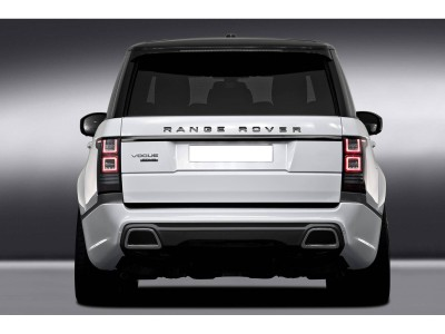 Land Rover Range Vogue MK4 C2 Rear Bumper
