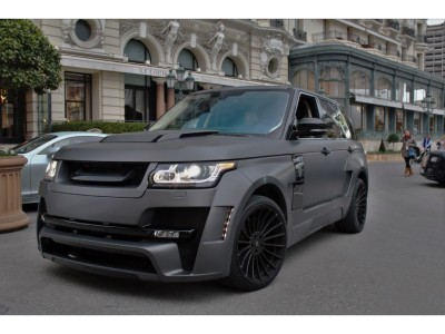 Land Rover Range Vogue MK4 H-Design Wide Body Kit