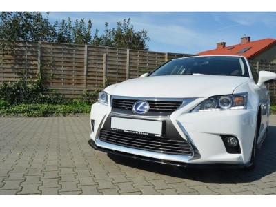 Lexus CT 200h MX Front Bumper Extension