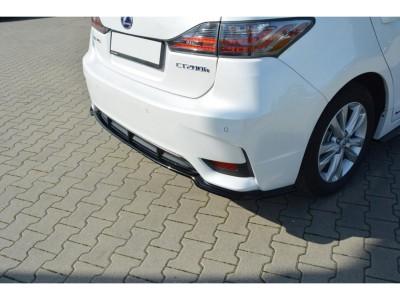 Lexus CT 200h MX Heckansatz