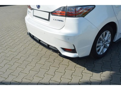 Lexus CT 200h MX Rear Bumper Extension