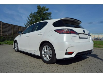 Lexus CT 200h MX Side Skirt Extensions