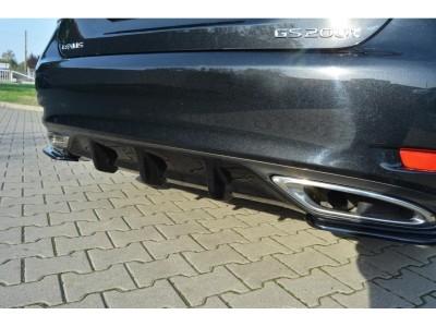 Lexus GS L10 Extensie Bara Spate MXT